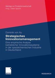 Strategisches Innovationsmanagement