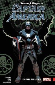 Captain America: Steve Rogers, Volume 3: Empire Building