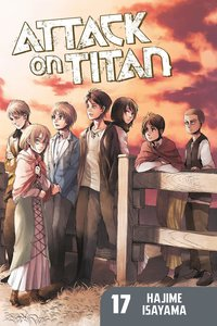 Attack on Titan: Volume 17