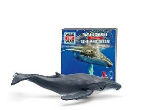 01-0160 - Tonies - WAS IST WAS - Wale & Delfine / Geheimnisse Ti
