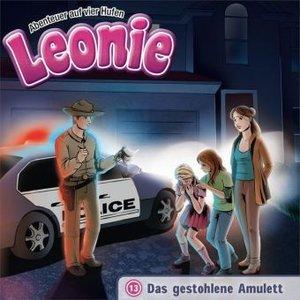 Leonie, Abenteuer auf vier Hufen - Das gestohlene Amulett, Audio