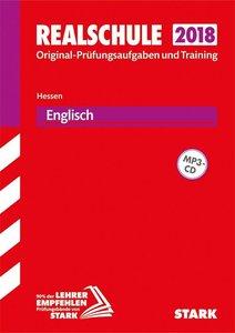 Abschlussprüfung Realschule Hessen 2018 - Englisch, mit MP3-CD