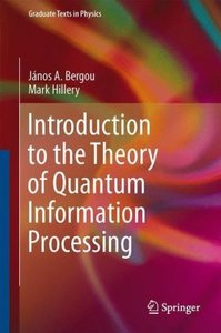 Introduction to the Theory of Quantum Information Processing