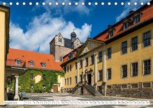 Romanik in Sachsen-Anhalt (Tischkalender 2019 DIN A5 quer)