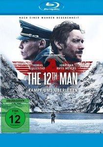 The 12th Man - Kampf ums Überleben, 1 Blu-ray