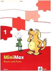Mathematik MiniMax. Themenheft Geometrie 1. Schuljahr. Ausgabe f