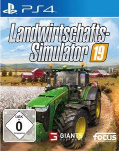 Landwirtschafts-Simulator 19, 1 PS4-Blu-ray Disc