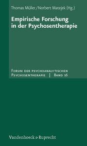 Empirische Forschung in der Psychosentherapie