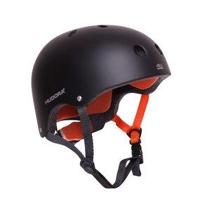 HUDORA 84104 - Skaterhelm, Skateboard-Helm, Scooter-Helm, Fahrra