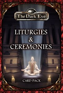 The Dark Eye Card Pack: Liturgies & Ceremonies