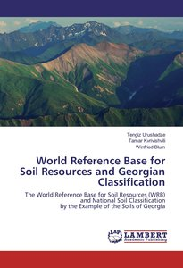 World Reference Base for Soil Resources and Georgian Classificat