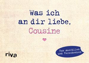 Was ich an dir liebe, Cousine - Miniversion