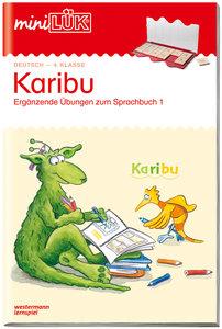 Karibu 4: Ergänzende Übungen zum Sprachbuch 1
