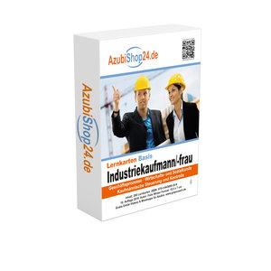 AzubiShop24.de Lernkarten IHK-Abschlussprüfung Industriekaufmann
