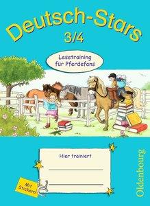 Deutsch-Stars 3/4. Themenheft: Pferde