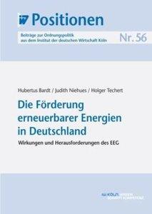 Die Förderung erneuerbarer Energien in Deutschland