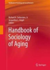 Handbook of the Sociology of Aging