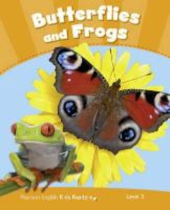 Penguin Kids CLIL Level 3. Butterflies and Frogs