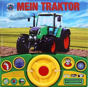 Lenkradbuch: Mein Traktor