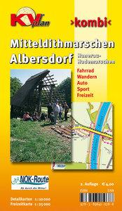 Mitteldithmarschen / Mitteldithmarschen rund um Albersdorf und H