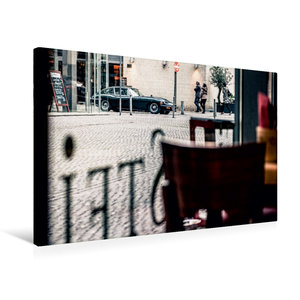 Premium Textil-Leinwand 75 cm x 50 cm quer Petra Sagnak