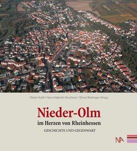 Nieder-Olm im Herzen von Rheinhessen - Geschichte und Gegenwart