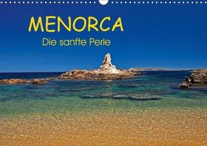 MENORCA - Die sanfte Perle (Wandkalender 2018 DIN A3 quer)