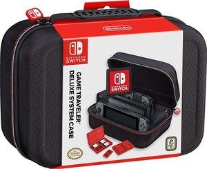 DELUXE CASE NNS 60 für Nintendo Switch, schwarz