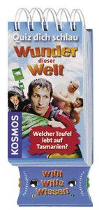 Willi wills wissen: Quiz dich schlau - Wunder dieser Welt
