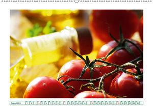 Leichte Küche (Wandkalender 2019 DIN A2 quer)