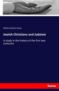 Jewish Christians and Judaism