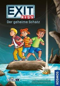 EXIT KIDS - Das Buch - Der geheime Schatz