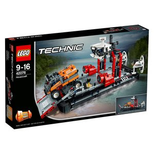 Technic Luftkissenboot