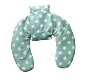 Warmies® Neck Warmer Deluxe mint - Lavendelfüllung