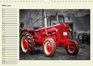 Traktoren - Oldtimer (AT-Version)