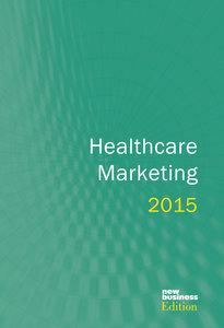 Jahrbuch Healthcare Marketing 2015