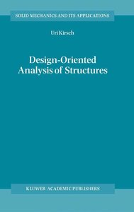 Design-Oriented Analysis of Structures