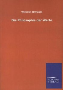 Die Philosophie der Werte
