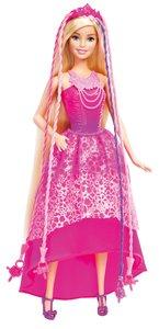 Mattel Barbie Zauberhaar Flechtspaß Prinzessin