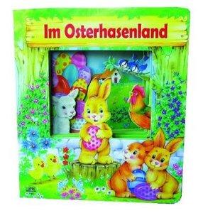 Im Osterhasenland, Fensterbuch