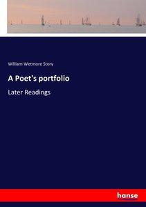 A Poet\'s portfolio