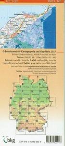Kiel Umgebungskarte mit Satellitenbild 1:250.000