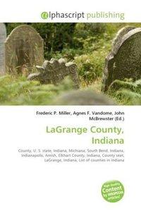 LaGrange County, Indiana