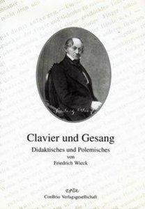 Clavier und Gesang