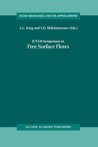 IUTAM Symposium on Free Surface Flows
