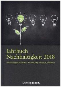 Jahrbuch Nachhaltigkeit 2018