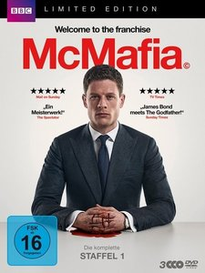 McMafia. Staffel.1, 3 DVD (Limited Edition)