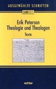 Theologie und Theologen 1/2