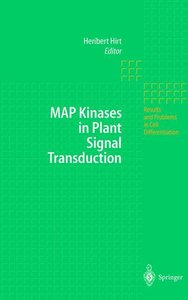 MAP Kinases in Plant Signal Transduction