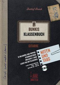 Bunkis Klassenbuch.